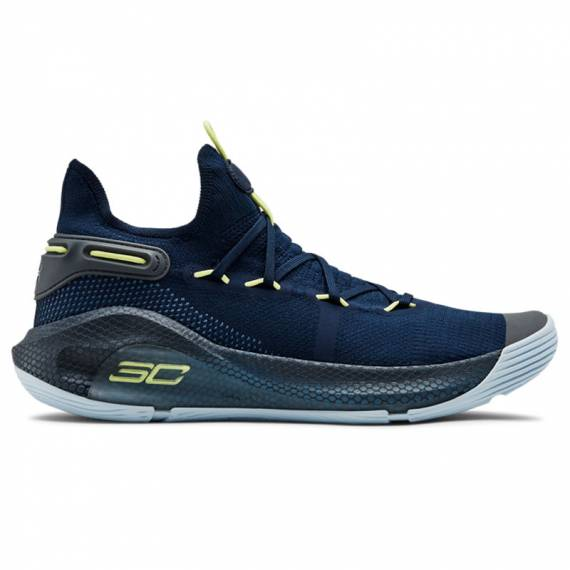 CURRY 6 DEEP BLUE