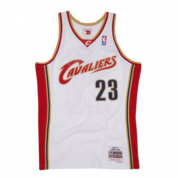 LEBRON JAMES CLEVELAND CAVALIERS HARDWOOD CLASSIC-HOME