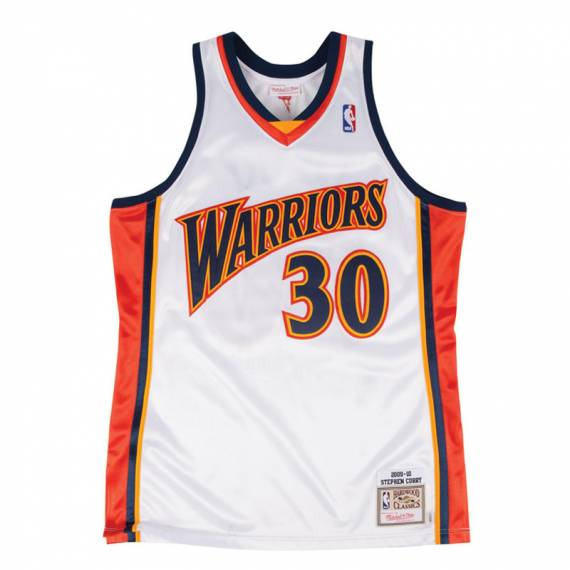Stephen Curry Golden State Warriors Hardwood Classic Home