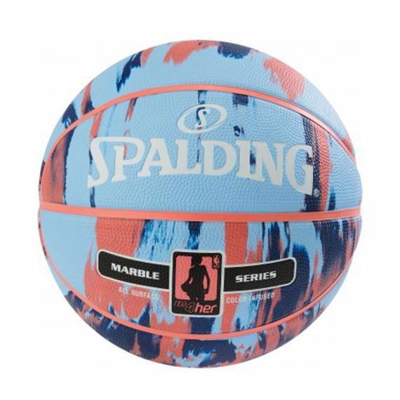 NBA MARBLE 4HER BLUE