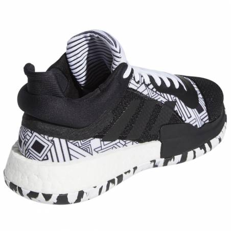 MARQUEE BOOST LOW AZTEC BLACK