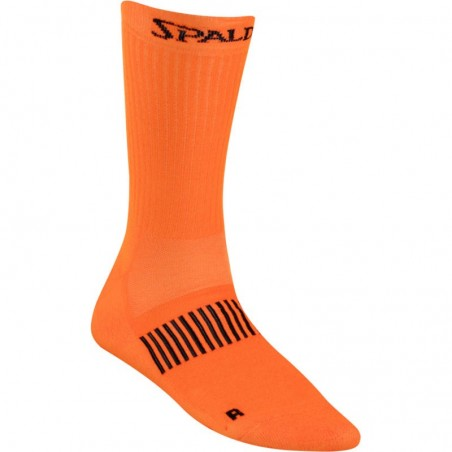 SPALDING COLOURED SOCKS ORANGE