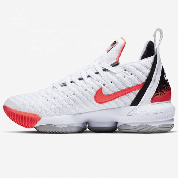 LEBRON XVI HOT LAVA