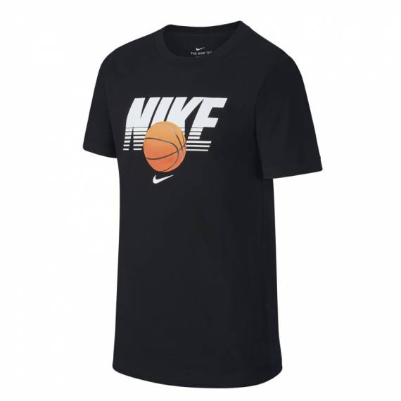 DRY TEE ALL BALL BLACK (JUNIOR)