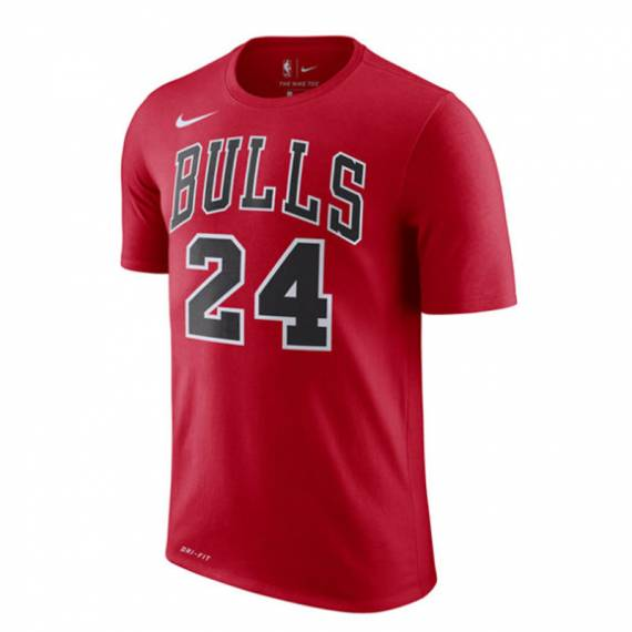 CHICAGO BULLS LAURI MARKKANEN TEE (JUNIOR)