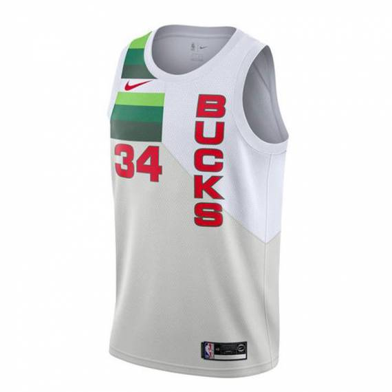 GIANNIS ANTETOKOUNMPO EARNED EDITION SWINGMAN BUCKS (JUNIOR)