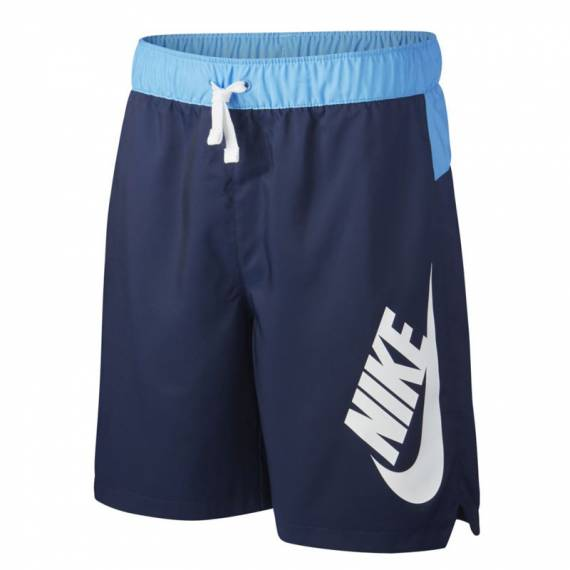 SPORTWEAR WOVEN SHORT BLUE (JUNIOR)