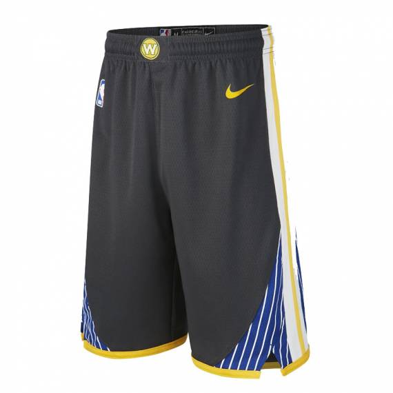 GOLDEN STATE WARRIORS STATEMENT EDITION SWINGMAN SHORT (JUNIOR)