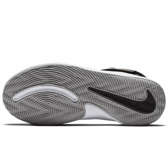 NIKE TEAM HUSTLE D9  BLACK (INFANTIL)