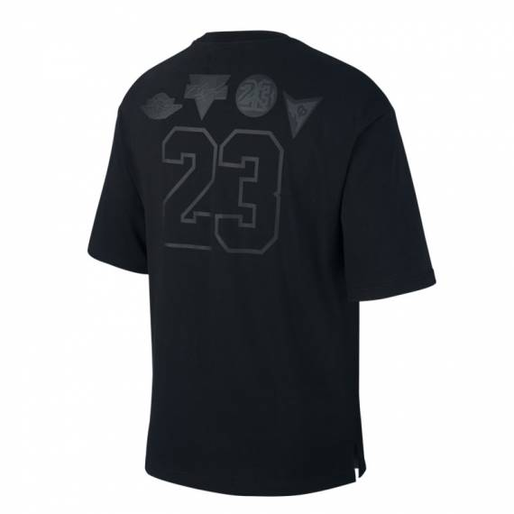 JORADN TEE FIRST FOUR BLACK