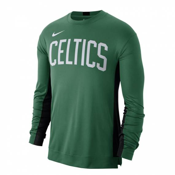 BOSTON CELTICS LS SHOOTER TEE