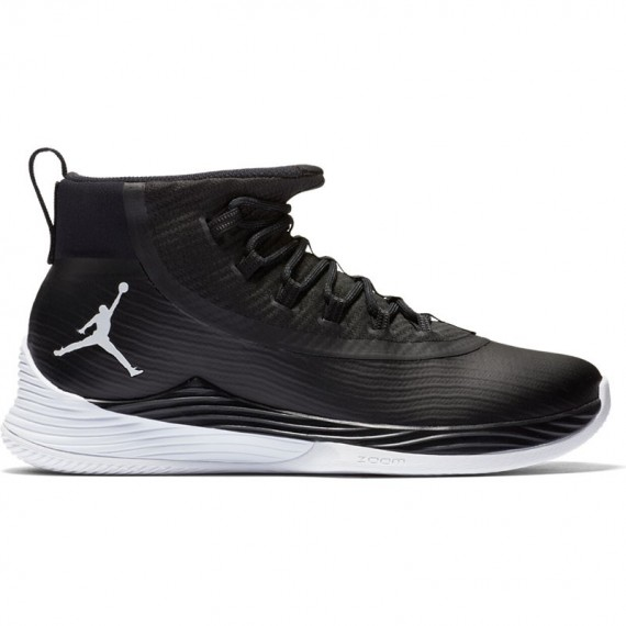 JORDAN ULTRA FLY 2 BLACK GREY