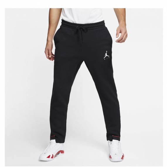 JORDAN JUMPMAN FLEECE OH PANT BLACK