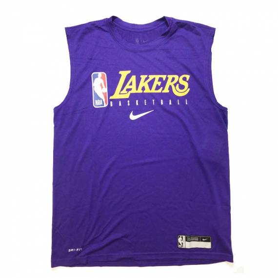 LOS ANGELES LAKERS SL LOGO TEE