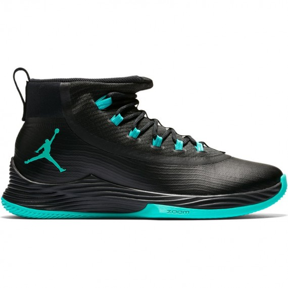 JORDAN ULTRA FLY 2 EMERALD BLACK