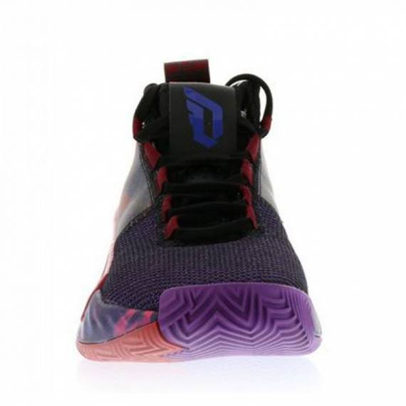 DAME 5 PURPLE BLACK