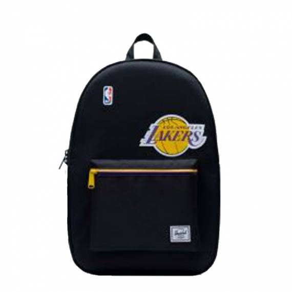 HERSCHEL NBA SUPERFAN COLLECTION LOS ANGELES LAKERS BLK