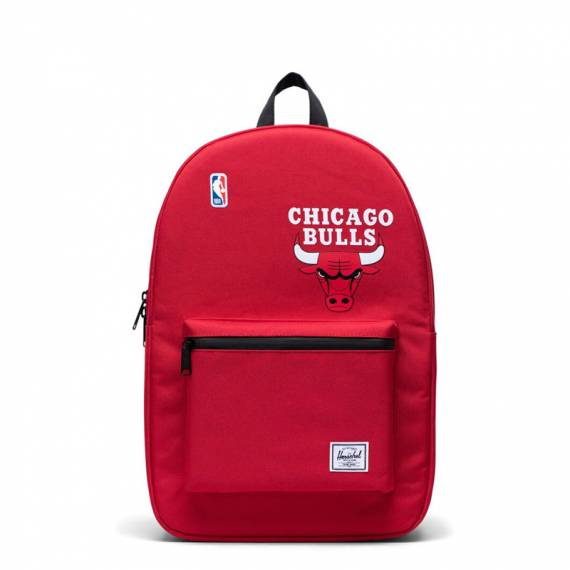 HERSCHEL NBA SUPERFAN COLLECTION CHICAGO BULLS RED