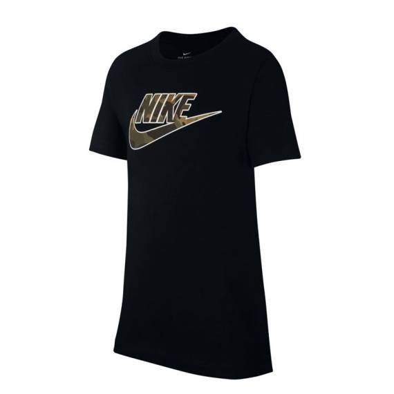 CAMO SWOOSH TEE (JUNIOR)