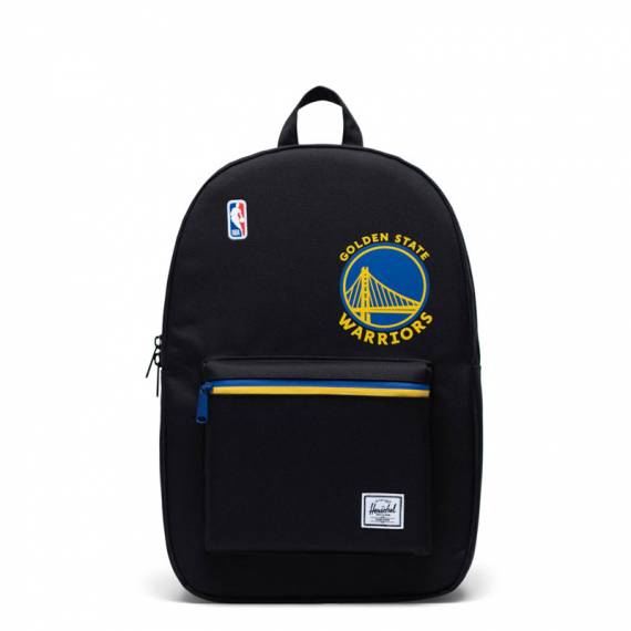 HERSCHEL NBA SUPERFAN GOLDEN STATE WARRIORS BLACK