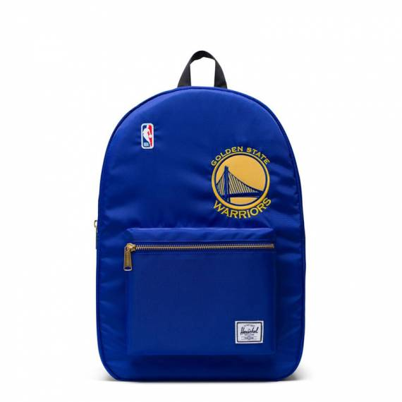 HERSCHEL NBA SUPERFAN COLLECTION GOLDEN STATE WARRIORS BLUE