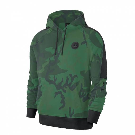 BOSTON CELTICS AOP COURTSIDE HOODIE