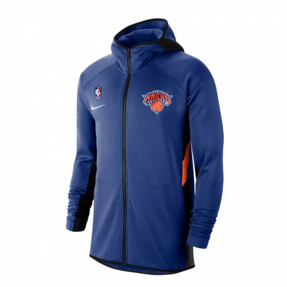 NEW YORK KNICS THERMAFLEX SHOWTIME HOODIE