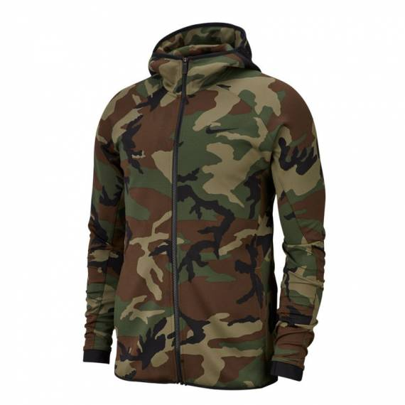 THERMAFLEX SHOWTIME CAMO PRINT HOODIE