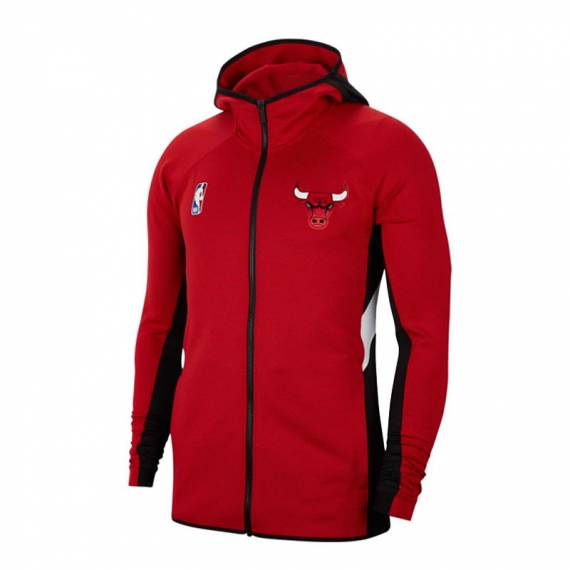 CHICAGO BULLS THERMAFLEX SHOWTIME HOODIE