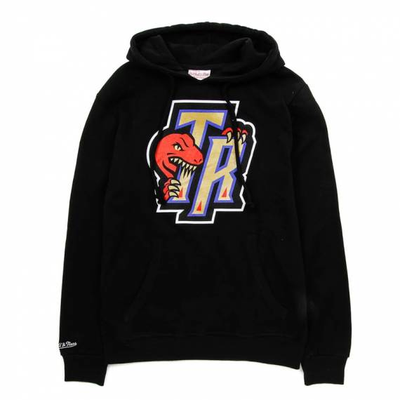 TORONTO RAPTORS GOLD BITE HOODY BLACK