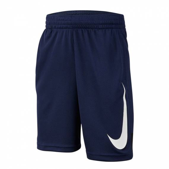 NIKE DRY HBR SHORT (JUNIOR) NAVY