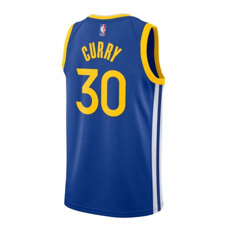STEPHEN CURRY GOLDEN STATE WARRIORS NBA SWINGMAN JERSEY 2019 ICON