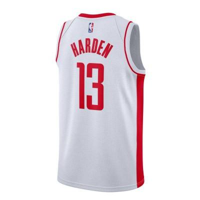 JAMES HARDEN HOUSTON ROCKETS NBA SWINGMAN JERSEY 2019 ASSOTIATION ED