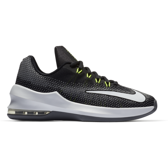 AIR MAX INFURIATE BLACK GREY (Junior)