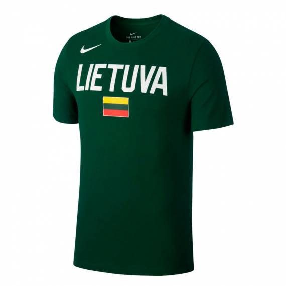 TEAM LITHUANIA DRY TEE