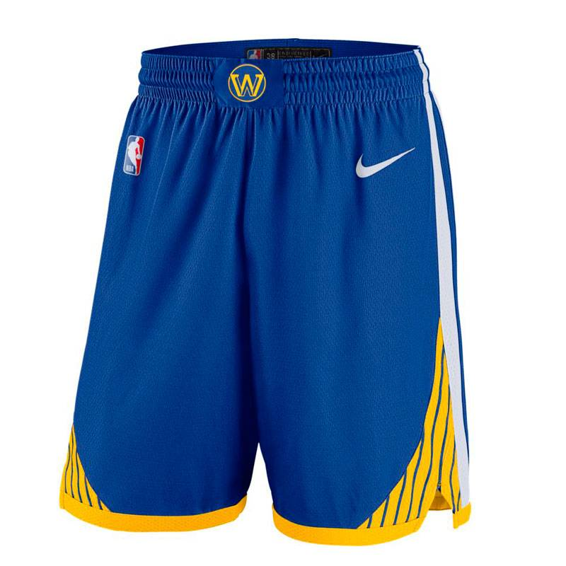 GOLDEN STATE WARRIORS SWINGMAN SHORTS 2019 ICON EDITION