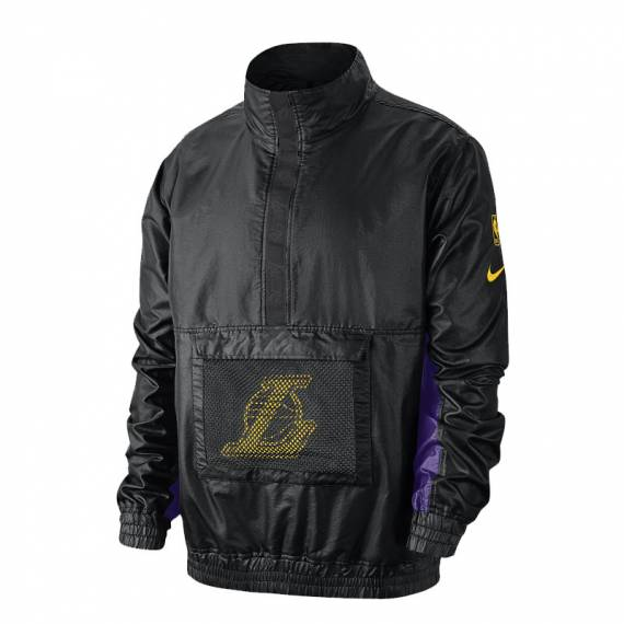LOS ANGELES LAKERS JACKET COURTSIDE