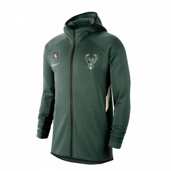 MILWAUKEE BUCKS THERMAFLEX SHOWTIME HOODIE