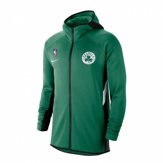 BOSTON CELTICS THERMAFLEX SHOWTIME HOODIE