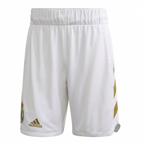 REAL MADRID SHORT 2019 WHITE