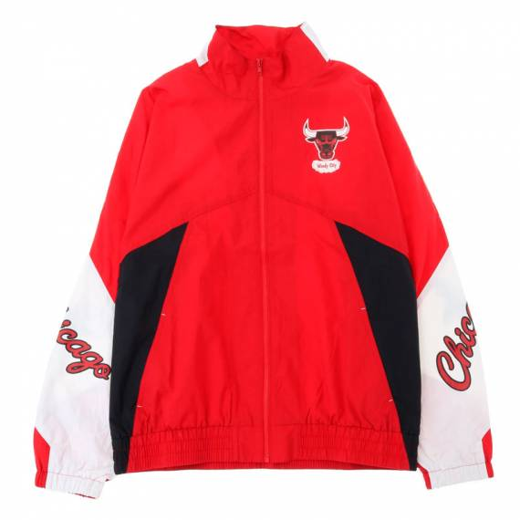 MIDSEASON WINDBREAKER CHICAGO BULLS