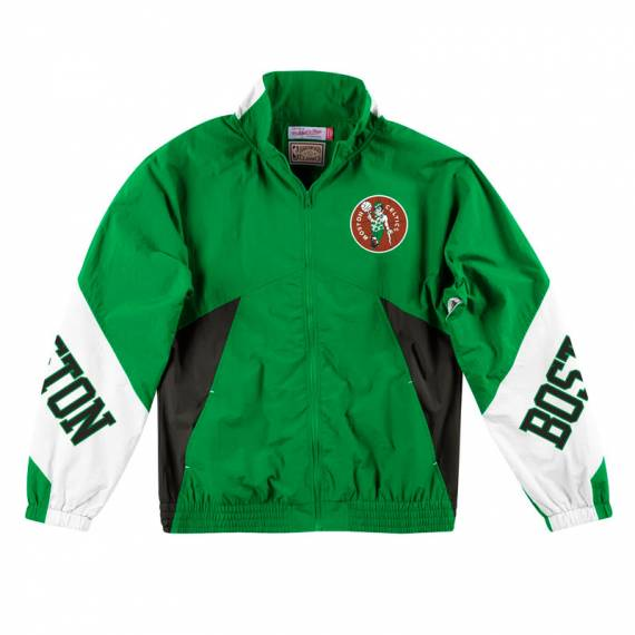 MIDSEASON WINDBREAKER BOSTON CELTICS