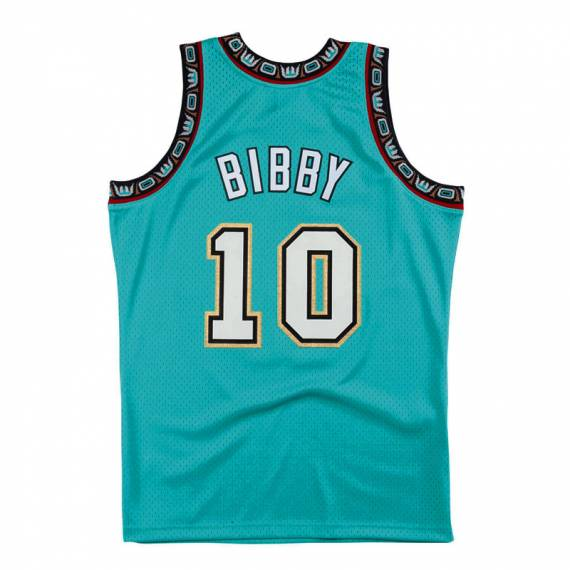 MIKE BIBBY VANCOUVER GRIZZLIES HARDWOOD CLASSICS