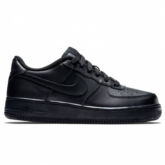 AIR FORCE 1 '07 BLACK (JUNIOR)