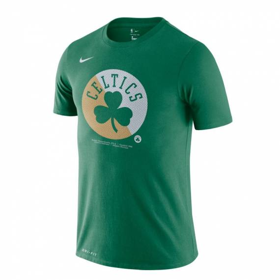 BOSTON CELTICS LOGO TEE