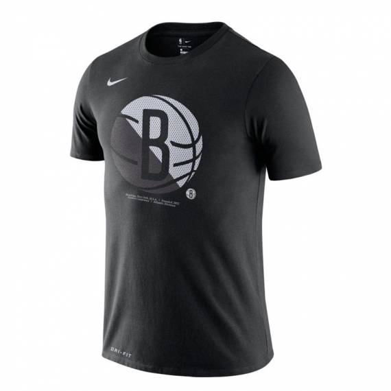BROOKLYN NETS LOGO TEE