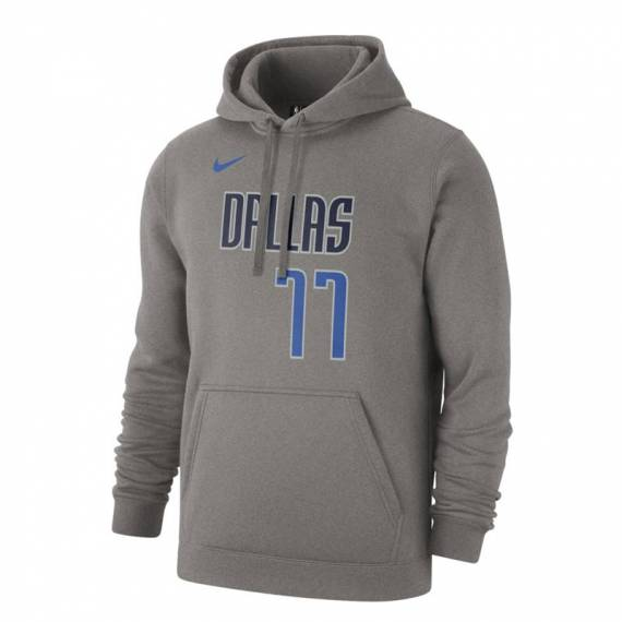 LUKA DONCIC DALLAS MAVERICKS PO CLUB HOODIE