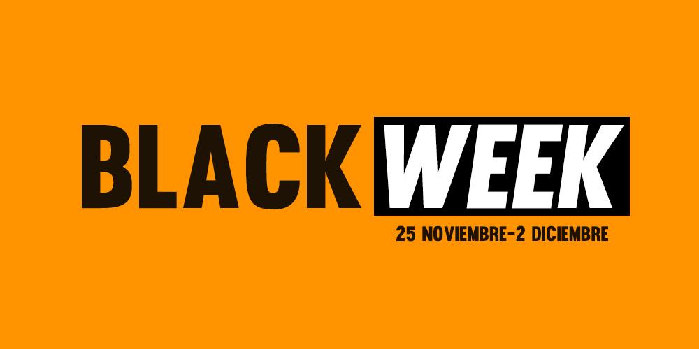 Black week en Basket World