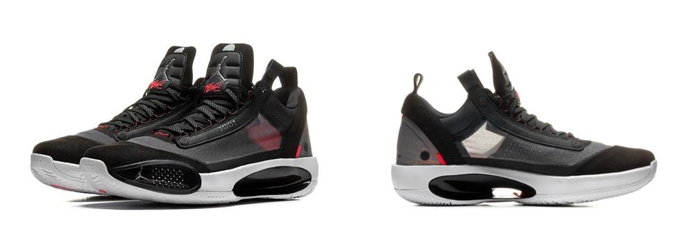 Las zapatillas de los jugadores de la NBA_Air Jordan XXXIV