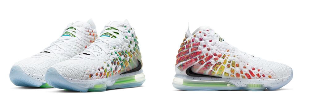 Las zapatillas de los jugadores de la NBA_lebron xiijpg
